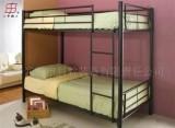 厂家直销供应普通双层床 公寓床 双层铁床