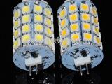厂家直销室内照明LED玉米灯g4-5050-49led