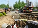 湖北省黄石市致力于非开挖顶管施工视频-沛源管道