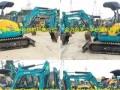 金边海关二手挖掘机热销三千台现货-质保一年-全国包送货-手续齐全