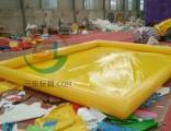 充气游泳池夏季水上乐园产品更丰富