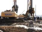 贺州市桂林市宝峨旋挖钻机公司低价承接旋挖钻机桩基础施工工程
