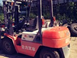 自家厂子用的3.5吨叉车低价转让