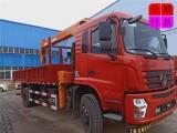 东风D3L玉柴180马力配石煤8吨吊机