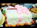 蛋糕面包培训西点培训生日蛋糕加盟学裱花