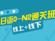 上海高级日语培训课程 专业测试和免费试听课
