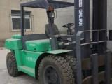 6吨叉车价格公司闲置全新6吨柴油叉车低价转让手续齐全