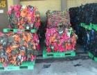 苏州回收大量库存服饰专业回收各种布料