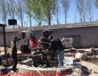 北京慧业别墅庭院绿化设计施工景观设计