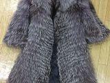 厂家直销新款2014?q芮秋冬羊皮毛一体大衣女士皮草外套中长款皮