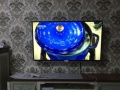 索尼正品43寸液晶超薄电视可上网
