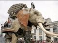 商业巡游重型大象展出租