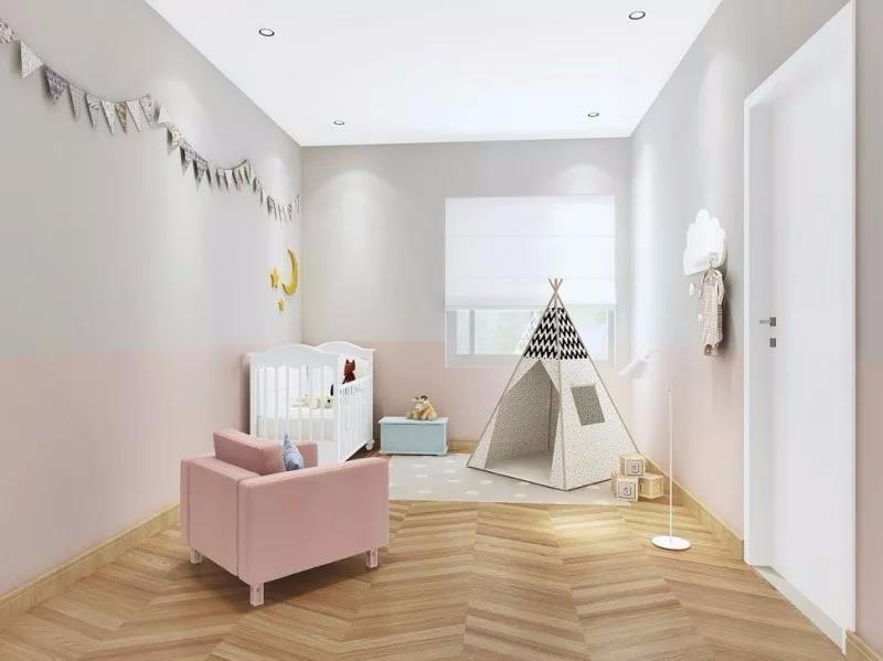 儿童房软装色彩搭配秘诀色彩影响孩子的性格