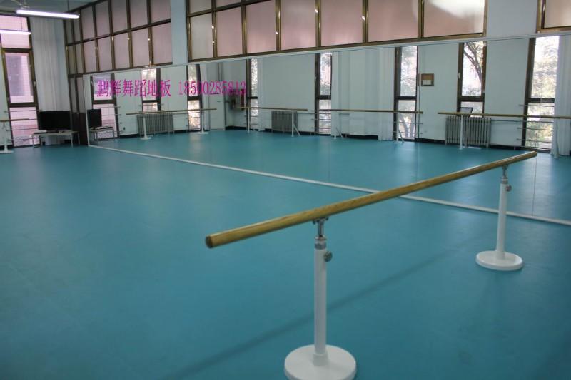 儿童舞蹈地胶 舞台运动地板 舞蹈塑胶地板