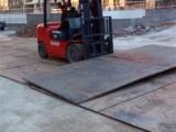 江宁钢板出租-铺路钢板租赁