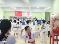 南通跆拳道有没有专业的好的好的道馆南通具有影响力的跆拳道馆