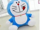 机器猫哆啦a梦毛绒玩具公仔布娃娃 送儿童女友节日礼品心爱礼物