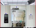 南京玻璃刷卡门自动门指纹考勤门禁安装维修