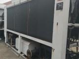 低价转让347kw特灵风冷热泵机组 上海二手中央空调制冷设备