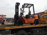 上海闸北二手合力8吨物流专业叉车现货出售