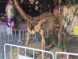 恐龙展出租出售