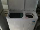 低价出售-双筒洗衣机。8.8KG。九五新,送货上门