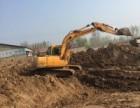 提供浦东新区外高桥挖掘机出租/土方外运开挖