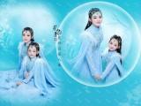 長沙市兒童攝影服務 兒童親子照 中國風兒童攝影