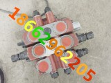 ZL15.2分片式多路阀装载机分配器操纵阀手动阀