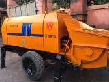 杭州租赁车载泵地泵拖泵租赁