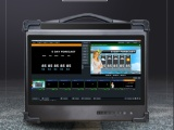 ET Video抖音快手直播錄播一體機低配觸摸屏帶鍵盤設備