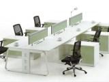 钢架办公家具桌
