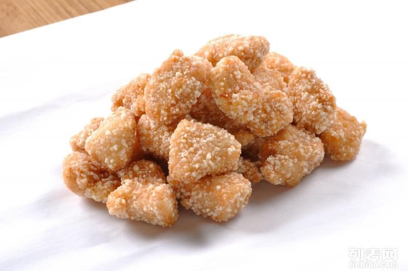 美味皇台湾小吃原料鸡排裹粉