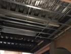 顺义区机场钢结构阁楼加层公司搭建钢结构楼梯