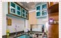 大化江滨花园 2室1厅 65平米 精装修 押一付一