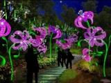 未来科技打造概念灯光节出租全国