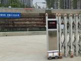 捷鷹科技為成都電建安裝伸縮電動門