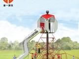 厂家定制公园大型游乐设备大型玩具不锈钢滑滑梯儿童攀爬组合滑梯