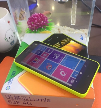 诺基亚移动4G智能手机