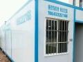 全新住人集装箱房/活动板房/移动房简易房/临时房保温隔防