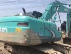 神钢 SK210LC-8 挖掘机          (纯土方神钢