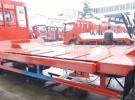 转让 平板运输车最便的挖机拖车 低价 现车面议