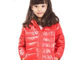 儿童棉袄冬季连帽加厚外套大中女童男童棉衣童装羽绒棉服批发