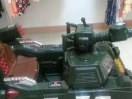 本人玩具店转让现有儿童玩具坦克车一部,9成新,购买时85