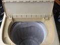 小天鹅牌全自动洗衣机,7成新,容量4.2公斤。