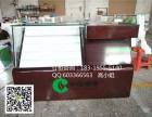 厂家定做超市便利店专用木质烤漆烟柜玻璃钢化展示柜台陈列货架