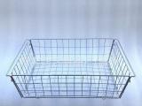 铁线五金属电镀篮子宜家款餐车收纳冰柜抽屉