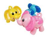 特价批发新款电动可爱的QQ卡通大象 可爱的大象玩具 电动动物玩具