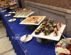 康顿餐饮专业上门策划承办各种婚酒席,自助餐