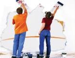 北京刷墙 旧房粉刷 毛坯房装修 店铺翻新 墙面改色